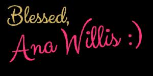 Ana Willis signature