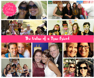 21 Days of Encouragement: The Value of a True Friend