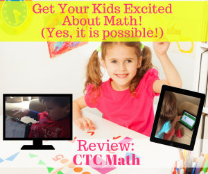 Get Your Kids Excited About Math With CTC Math!