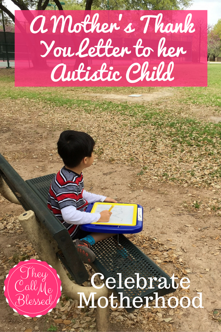 autistic child