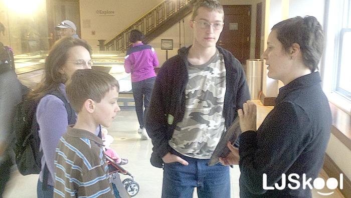Free Museum Days LJSkool