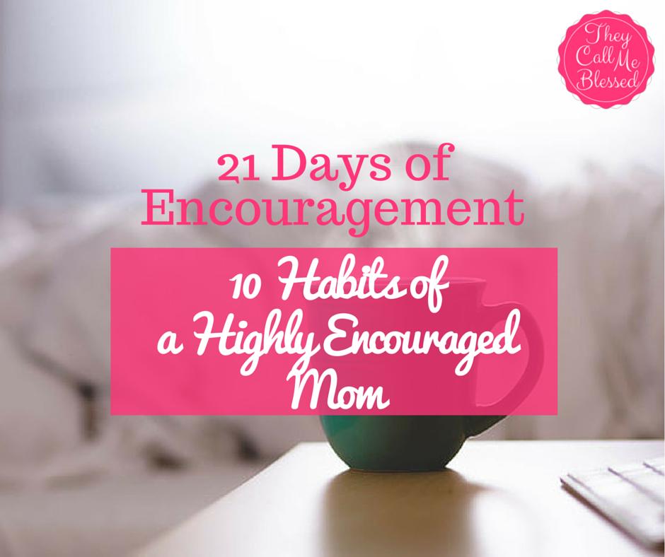 Encouraged Mom