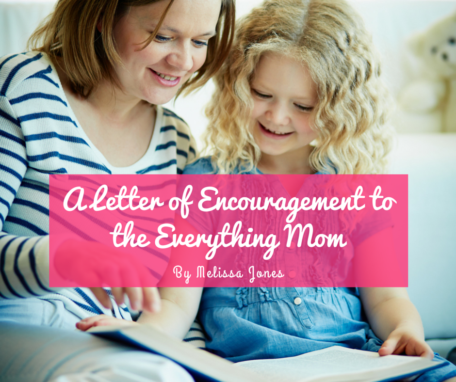 To The Everything Mom