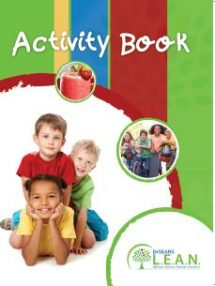 Dr. Sears LEAN Start Activity Book
