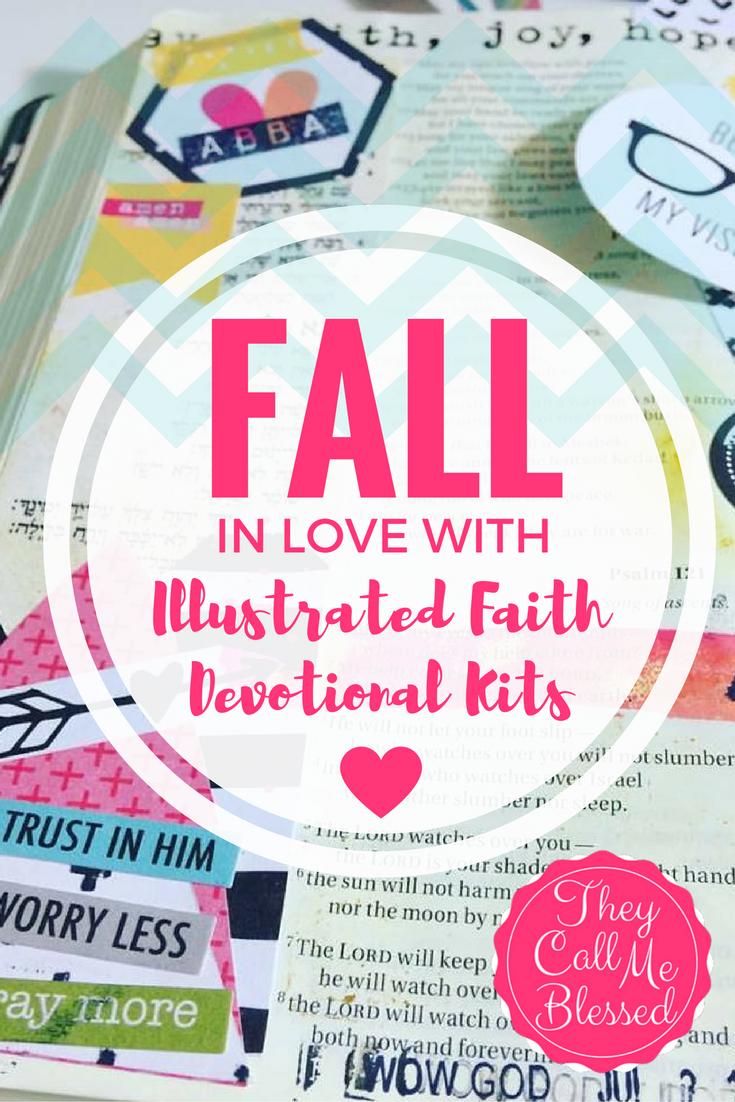 Illustrated Faith Devotional Kits