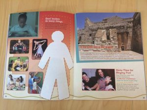 faith foundation A Play and Learn Book: Old Testament