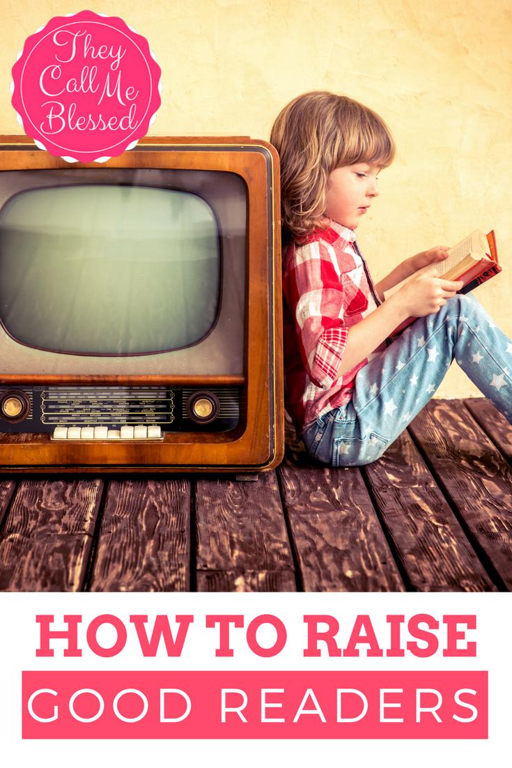 Raise Good Readers
