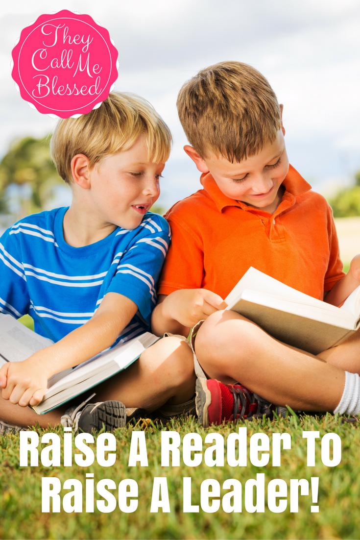 Raising Good Readers