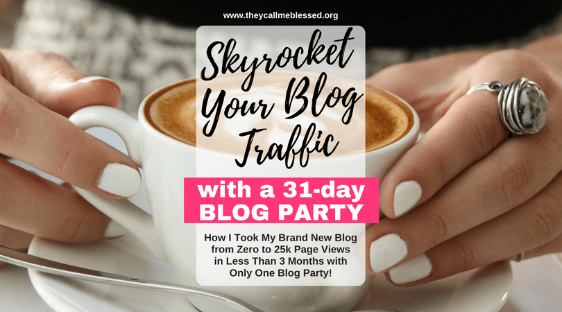 How To Skyrocket Your Blog Traffic With A Blog Party