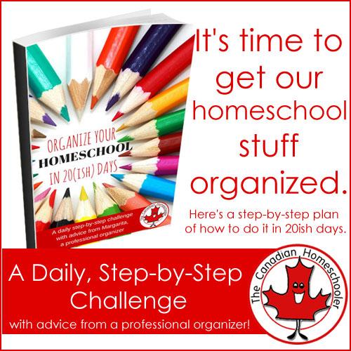 Homeschool Organization eBook