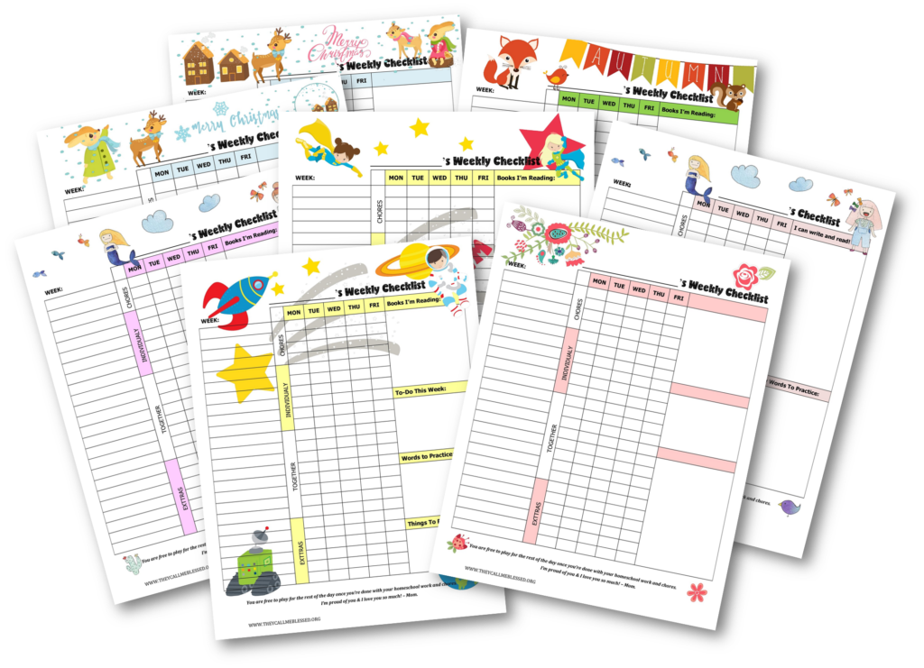 Teaching Kids Attentiveness | FREE Printable Routine Checklist Templates to help your kids learn independence and responsibility. | Free chores & homeschool checklist | Free homeschool checklist | Free chores checklist | Free chores printables | Free homeschool printables | Kids checklist | Kids checklist printables | Kids checklist daily routine | Kids homeschool checklist | Chores checklist for kids | Chores checklist printables | Kids weekly schedule | Kids weekly planner