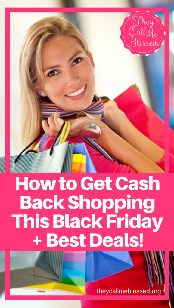 How to Get Cash Back Shopping This Black Friday + Best Deals!
