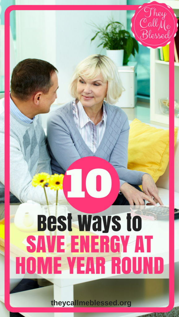 10 Best Ways to Save Energy at Home Year Round