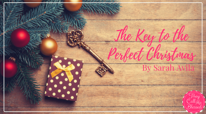 The Key to the Perfect Christmas