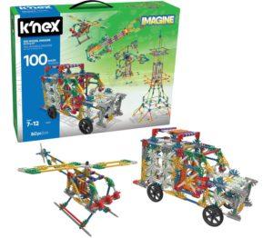Top STEM Toys: K'nex 100 Model Building Set 863 Pieces
