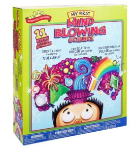 Top STEM Toys: Scientific Explorer My First Mind Blowing Science
