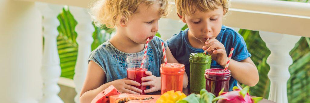 Get Kids to Eat Vegetables