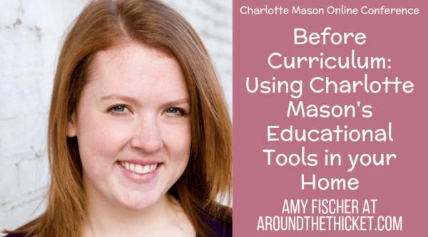 Charlotte Mason Online Conference Speaker