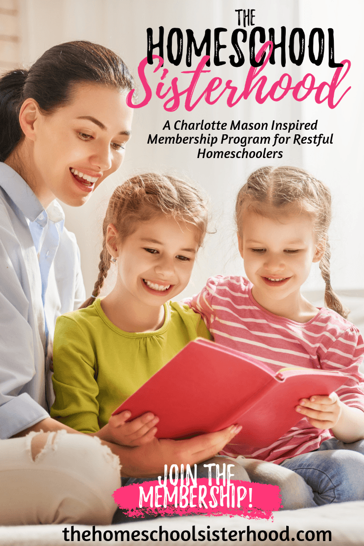 The Homeschool Sisterhood It's Open! Join Now!
