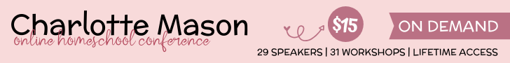 Charlotte Mason Online Conference Reprise