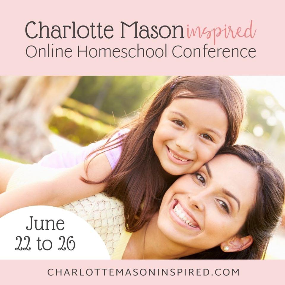 Charlotte Mason Online Conference, June 24-28