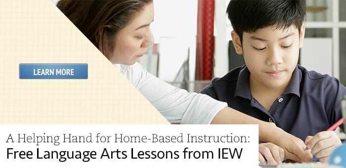 Best Christian Curriculum to Outsource Your Homeschool with IEW Free Lessons