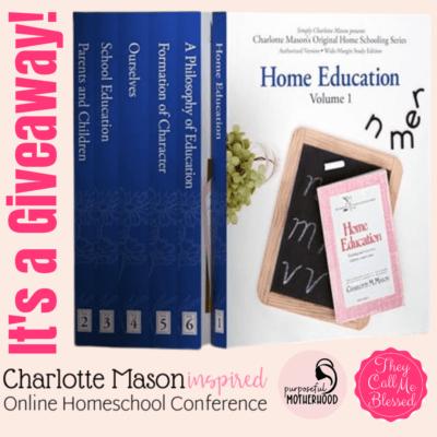 Win The Charlotte Mason Original Home Schooling Series: Study Edition