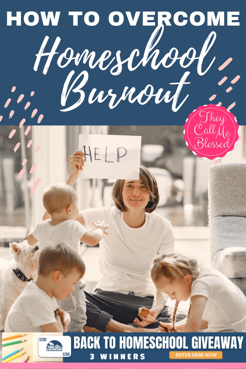 How to Overcome Homeschool Burnout